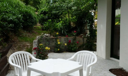 Grand Cottage terasse Villa Valentine